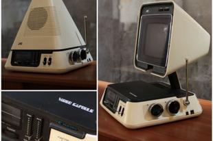 Innovatív összecsukható eszközök a 1960-70-es évékből