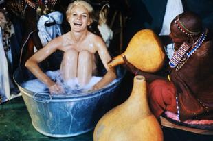 1950-60-as évek hollywoodi szinésznői, fürdőkádas jelenetekben.