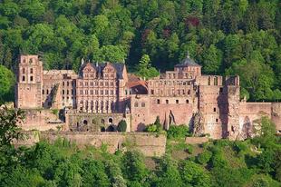 A Heidelbergi várkastély