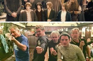 13 népszerű film vagy sorozat, aminek a szereplői évekkel később összeálltak egy közös kép erejéig.