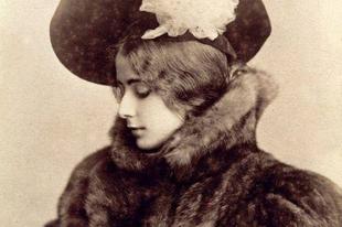 Cléo de Mérode a 19. század legszebb nője.