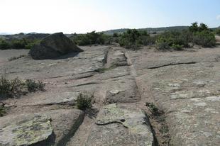 Több millió éves jármű nyomok Törökországban