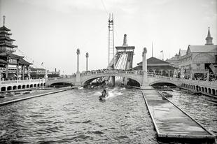 Coney Island az 1900-as években.