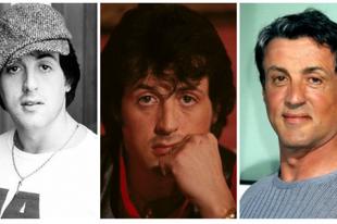Hollywoodi sztárok változásai az évek során.