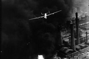 Második világháborús képek.