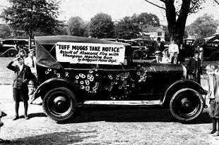Az 1930-as évek amerikai gengszterei.