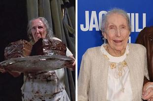 Matilda a kiskorú boszorkány című film szereplői akkor és most.
