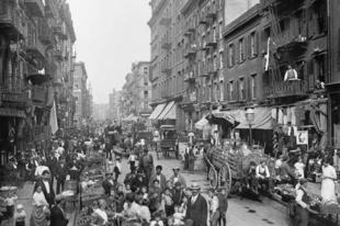 Érdekes történelmi fényképek színesben