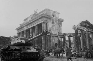 Berlin a második világháború után.