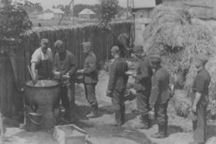 Ritka fotók a német katonák mindennapjairól a második világháborúban.