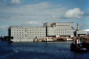 Vernon C. Bain - úszó börtön