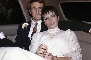 Múlt századi hírességek esküvői fotói.