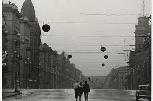 Az 1960-as évek Leningrádja (15 kép)