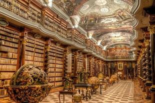 A világ egyik legszebb könyvtára