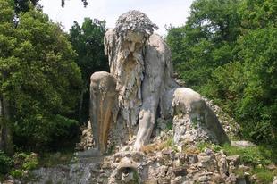 Az Apenin Colossus Toszkánában, Olaszországban (20 kép)