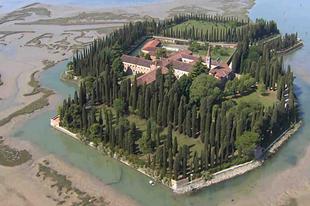 San Francesco del Deserto sziget
