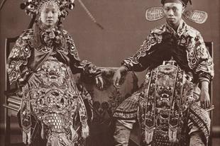 Ritka felvételek Kínából az 1850-es évektől az 1930-as évekig.