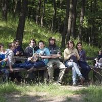 Napsütés, nyár, fagyi - BIK portya Nagybörzsönyben