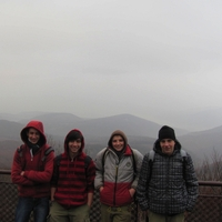 Pilis-küldetés, november – szürkemarhák a ködben