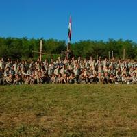 A 2010-es tábori csapatfotó!