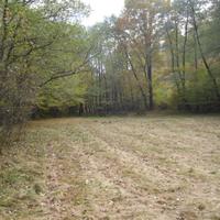 A hétforrási táborhely 2009 őszén