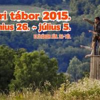 Itt az idő, hogy felfedjük a 2015-ös nyári tábor időpontját