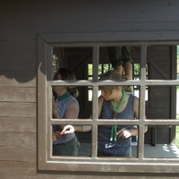 Társadalmi munka és helyi együttműködés a 2012-es táborban