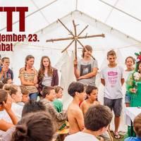TTT – azaz eljött az idei táborzáró tábortűz ideje