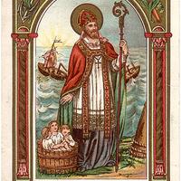 Szent Miklósról