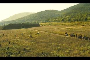 A Sztrilich Pál Cserkészpark környéke egy filmelőzetesben