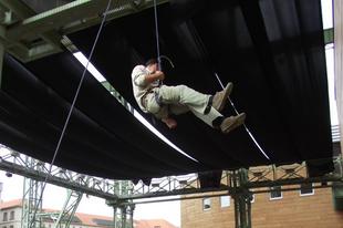 Kerületi Kaptató 2012 – csapattagok akcióban (fotós beszámoló)