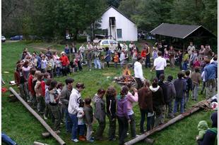 Képek a tábortűzről! (2010.0918.)