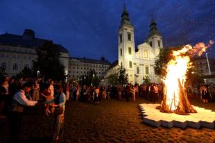 A nándorfehérvári diadalt ünnepelték Budapesten