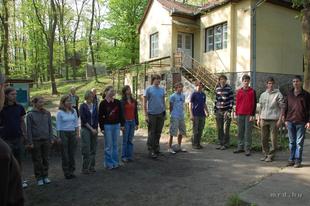 Tavaszi Tábor 2009, Börzsönyliget - Beszámoló
