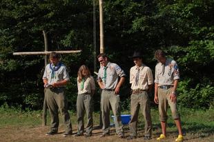 Fényképek a táborról!