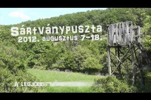 Táborhely-látogató reklámfilm és új csapatblog – 2 nap múlva