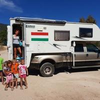 Hatan egy lakóautóval Mexikóban 2. rész