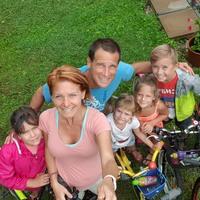 Biciklis Balatonkerülés 4 gyerekkel