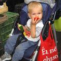 Vásárlási tipp - piacra csakis gyerekkel!