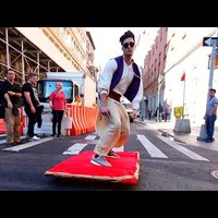 Aladdin New Yorkban