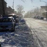 New York hó alatt – olvasóink képei