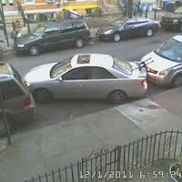Egy bunkó New York-i autós