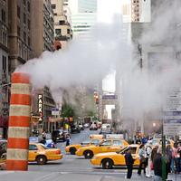 New York gőzhálózata