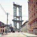 Utólag színezett fotókon a kora huszadik századi New York