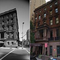 New York-i épületek negyven éve és most