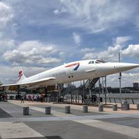 Concorde  – 10 éve nyugdíjban