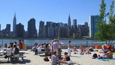 New York legjobb strandjai