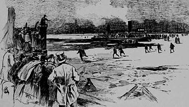 Amikor még befagytak Manhattan folyói
