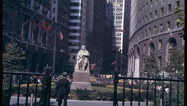 Színes életképek a 40-es évek New York-járól