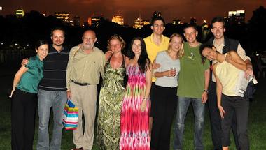 New Yorkban élő magyarok